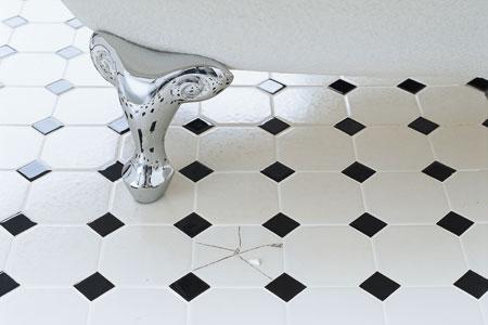 Active Network Properties How To Replace A Broken Floor Tile In