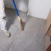 Repair Cracks In Concrete
