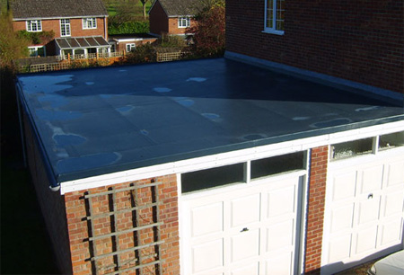 Home Dzine Home Diy Maintain Or Repair A Flat Roof