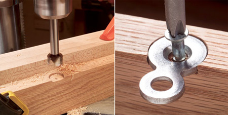 Home Dzine Home Diy Uses For And How To Use A Forster Bit