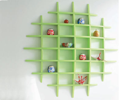 Make A Knick Knack Shelf