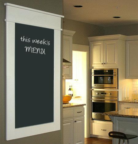 Home Dzine Home Diy Make A Notice Menu Board