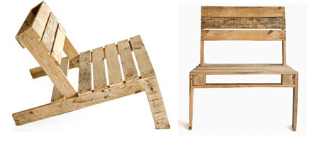 What can you do with an old pallet?