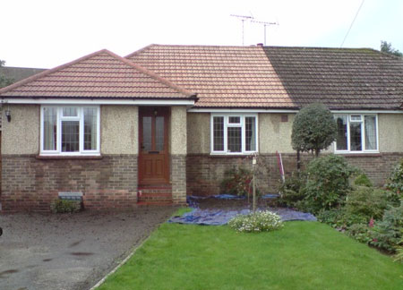 How To Clean And Paint Tiles And Roofs