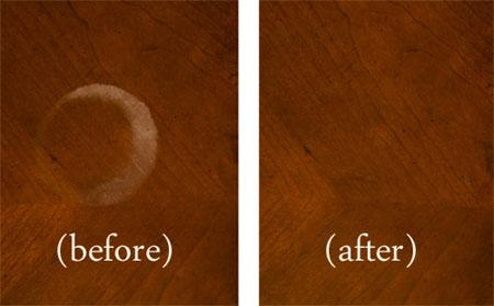 Etonnant Repair Scratches In Wood