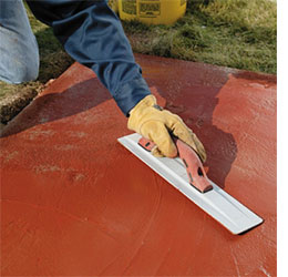 HOME DZINE Home DIY | How to colour or tint cement and concrete
