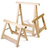 Merveilleux How To Make Trestles