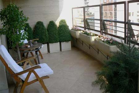 HOME DZINE Garden  How to decorate a balcony