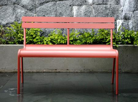 restore old garden furniture