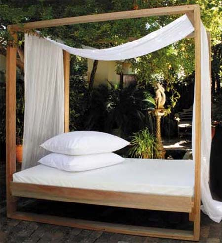 Pin by guglielmo berchicci on ethnic design pinterest for Diy patio bed