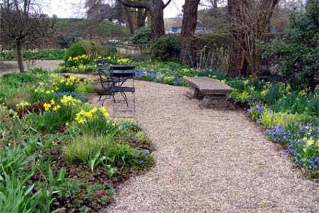 Lay A Gravel Path In A Weekend
