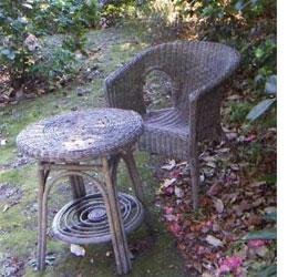 Restore Paint Wicker Furniture Rust Oleum