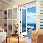 Enhance a home with window shutters