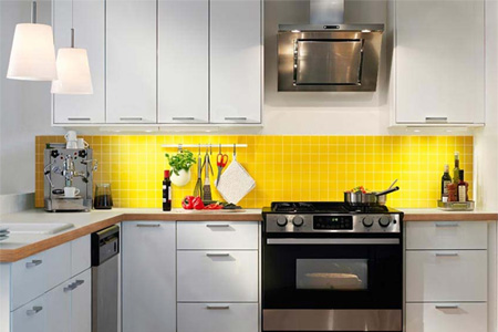 Backsplash Alternatives home dzine kitchen | remove, replace or add a kitchen blacksplash