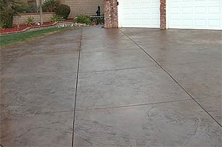 Home dzine home improvement repair concrete driveways or for Cleaning concrete paths