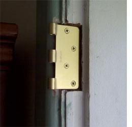Home Dzine Home Improvement Remove A Re Hang An Exterior