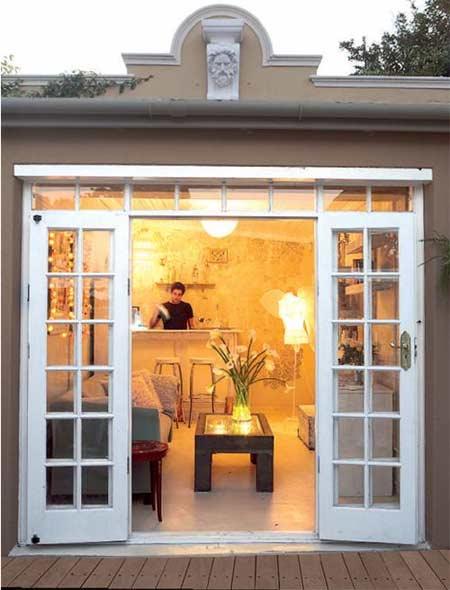 HOME DZINE Home Improvement From Garage To Entertainment