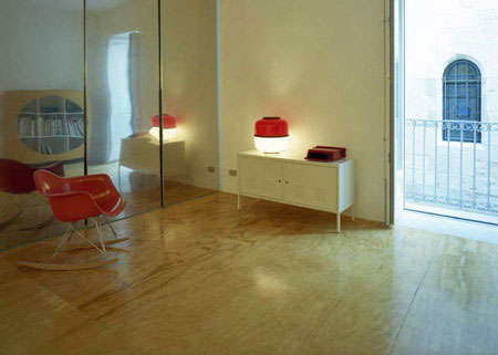 Home dzine home improvement plywood floors laid as sheets rather than planks putting down a plywood floor is quick and easy however you will need to solutioingenieria Images