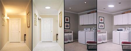 Home Dzine Home Improvement Install A Solar Tube Skylight