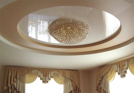 home dzine home improvement what is a stretch ceiling