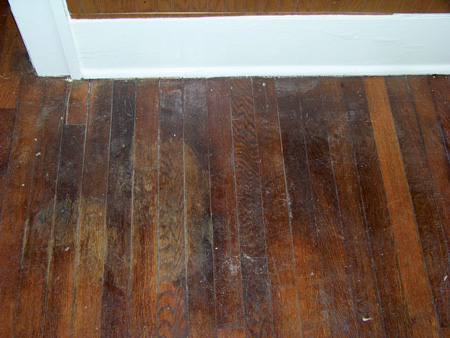 Home Dzine Diy How Sand And Seal Wooden Floor