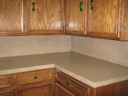 Rustoleum Countertop Paint On Formica : What about Rust-Oleum Countertop Transformations?