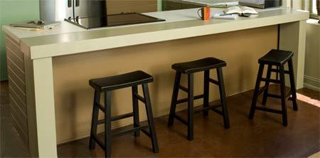 HOME DZINE Kitchen | Extend your kitchen countertop