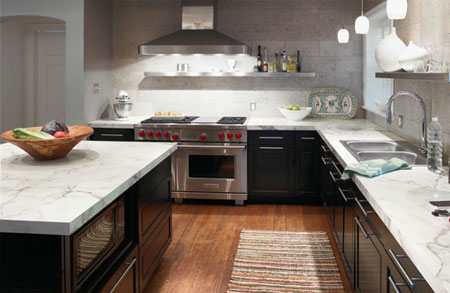 Home Dzine Kitchen Replace Formica Or Melamine Countertops