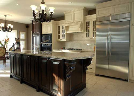 Home dzine kitchen french country or traditional style for French kitchen design