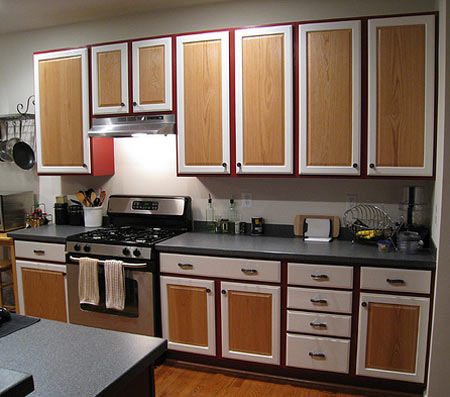 Home Dzine Kitchen Should You Paint Kitchen Cabinets