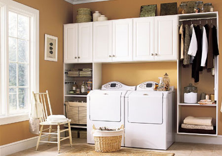 Home Dzine Kitchen Organise Your Laundry