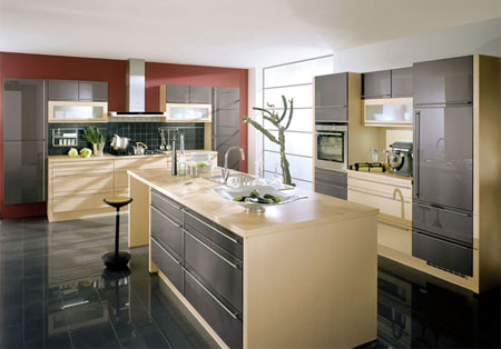 Home dzine kitchen elements of a well planned kitchen design for Elements kitchen designs