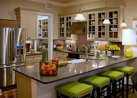 Home-Dzine - Elements of a well-planned kitchen design