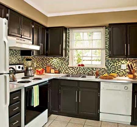 Home Dzine Kitchen Kitchen Makeover For Less Than R1000
