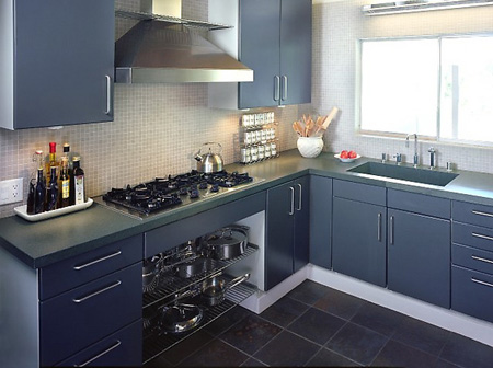 Home dzine kitchen renovate your kitchen on a budget for Budget kitchens south africa