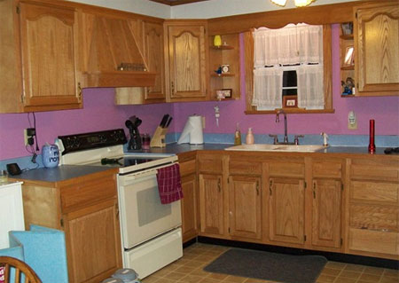Kitchen Cabinets Za home dzine kitchen | how to paint kitchen cabinets