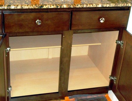 Convert Kitchen Cabinets To Pull Out Drawers : Kitchen.xcyyxh.com