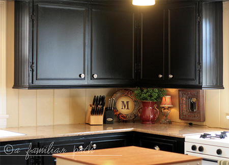 Using trim for kitchen cabinet doors? Paint schemes? and replacing